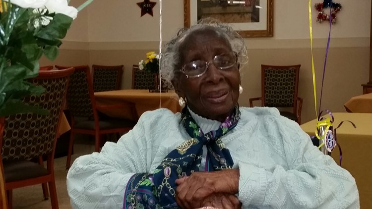 Atlanta woman turning 107 years old. Her restaurant was a haven during the Civil Rights Movement.