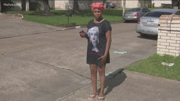 Mom says school told her to leave because of dress code violations