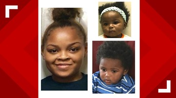 Nationwide search begins for mom, 2 children reported missing in Georgia
