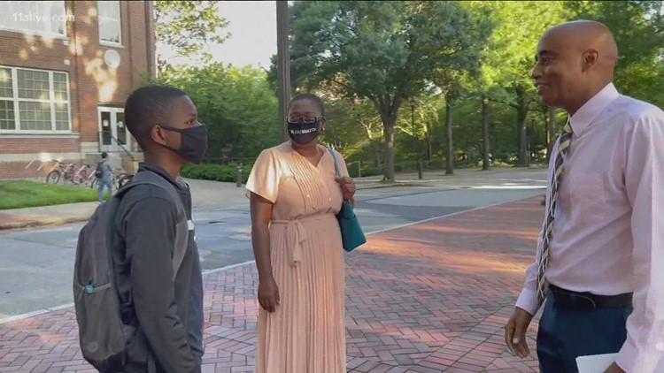 13-year-old 'genius' begins first day at Georgia Tech