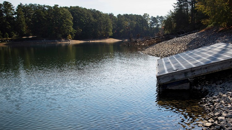 Lake Lanier 'ghost hunts' with paranormal investigator on offer through Halloween