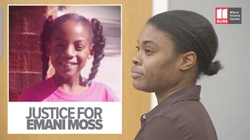 Georgia stepmother sentenced to death for murdering 10-year-old girl by starvation
