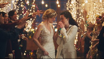 Hallmark apologizes, says it looks to 'reinstate' gay wedding commercials