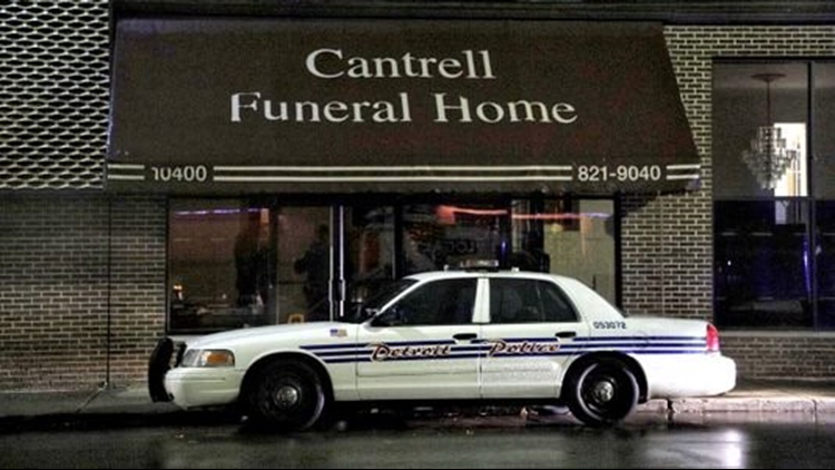 The funeral home, which had operated for half a century, also had committed numerous other violations of state rules.
