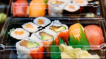 People are more concerned that Walgreens sells sushi than they are about listeria recall