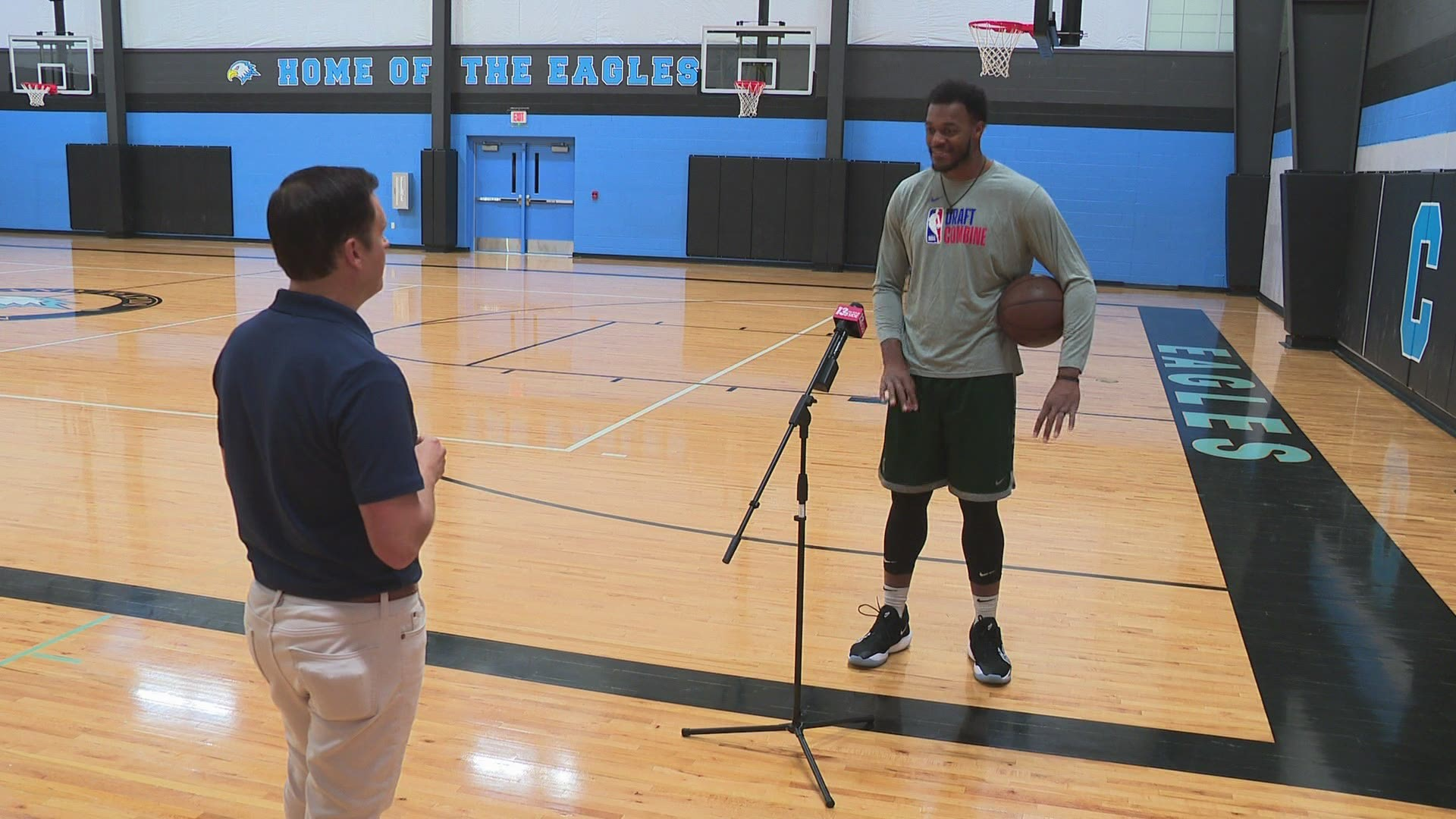 Ready For The Nba How Former Msu Star Xavier Tillman Took His Play To The Next Level With Just A Trainer A Ball And A Basketball Court Firstcoastnews Com