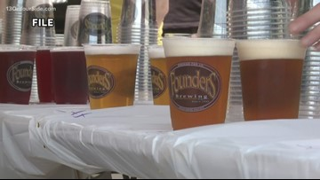 Founders drops out of Detroit Beer Festival amid racial discrimination lawsuit