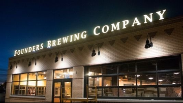 Founders closing Detroit taproom amid controversy